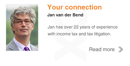 Jan van der Bend | Income tax specialist