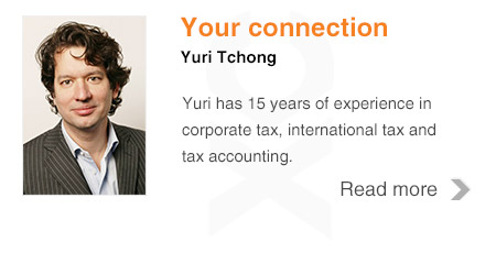 Yuri Tchong | Tax accounting specialist