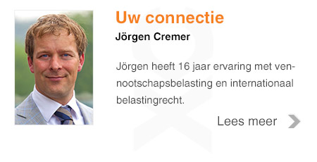 Jörgen Cremer | Corporate Tax Specialist